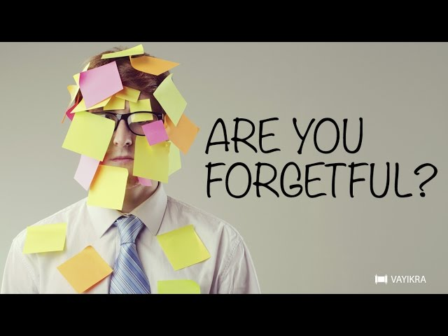 Are You Forgetful? 5 Secrets to a Better Memory