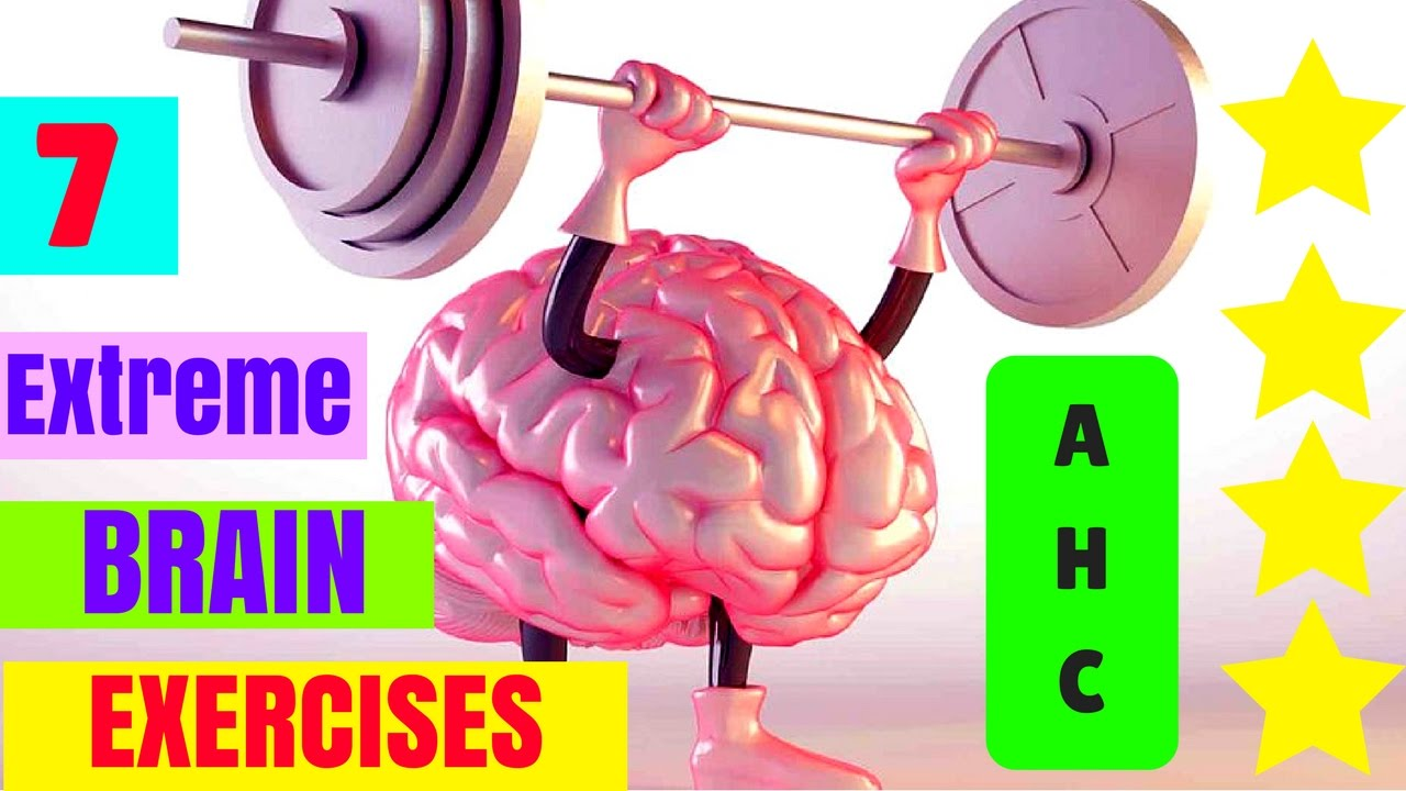 7 Extreme Brain Exercises to improve your Memory and Brain | Exercise for Mind