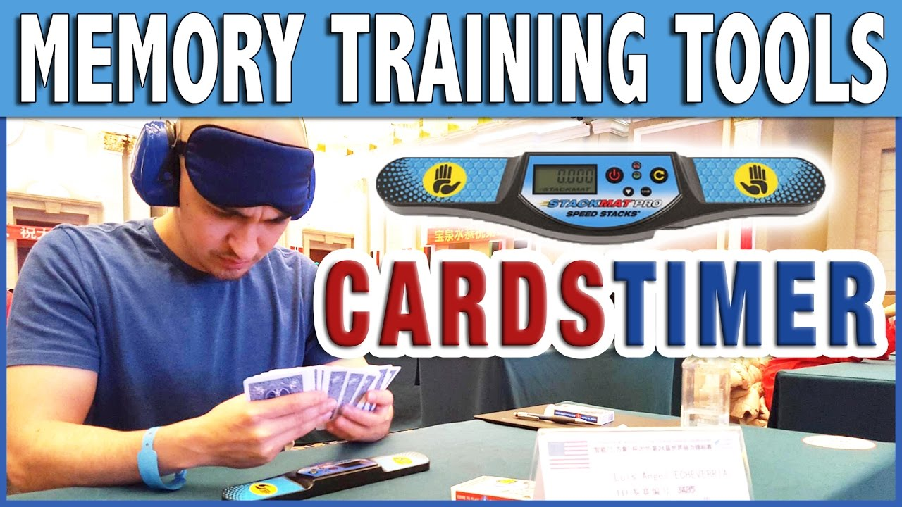 ? Best Timer to Memorize Cards With | Memory Training Tools