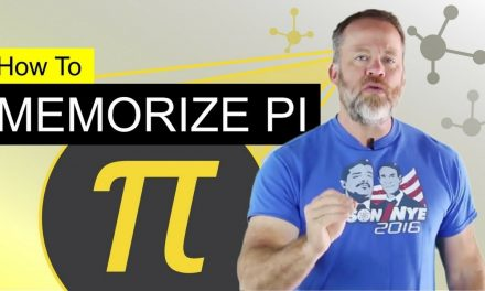 How To Memorize Pi
