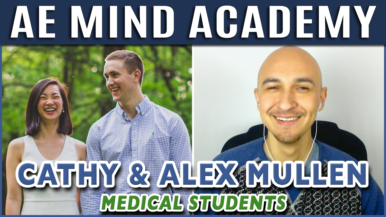 ? Medical Students Cathy and Alex Mullen on Memory Techniques in Med School | Luis Angel