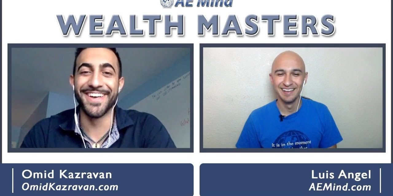 Selling Equals Healing – Solve someone's Problems | Wealth Money Masters Omid Kazravan