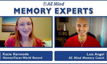 How Katie Kermode Got Introduced to Memory Sports and Broke a World Record in Names and Faces