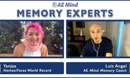 Yanjaa on Her Motivation and Reason Why She's in Memory Sports | Memory Experts with Luis Angel