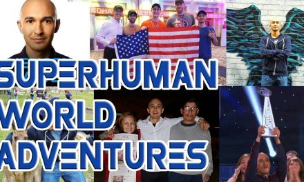 World Travels & Memory Championships – 2015 | SUPERHUMAN Adventures – Luis Angel