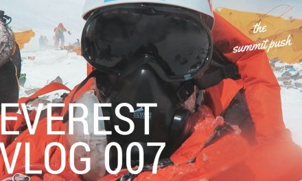 EVEREST 2016 // VLOG 007 (Summit Push)