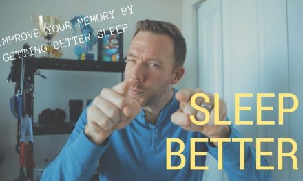 SLEEP TIPS TO HELP YOUR MEMORY! // RANDOM MEMORY TIPS 18.3