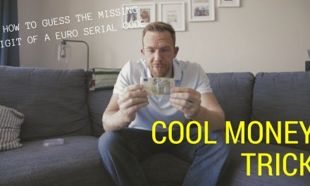 COOL MONEY SERIAL CODE TRICK! // RANDOM MEMORY TIPS 18.7