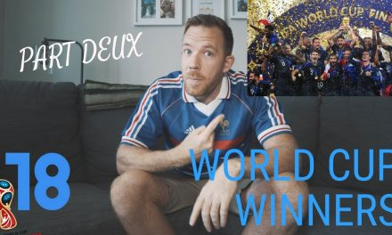 **PART DEUX** HOW TO MEMORIZE ALL THE WORLD CUP WINNERS (ADDING FRANCE '18)