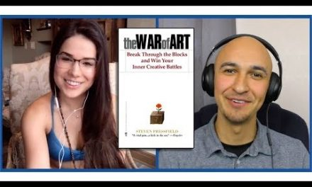 The War of Art Book Review Conversation w/ Bianca and Luis Angel | Steven Pressfield | WonderFlow