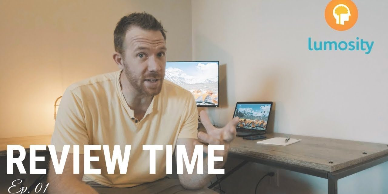 """REVIEW TIME Ep. 1 – Lumosity's """"Memory Serves"""""""