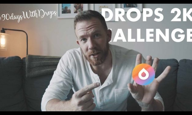 THE DROPS 2K CHALLENGE (LEARNING DUTCH IN 90 DAYS)