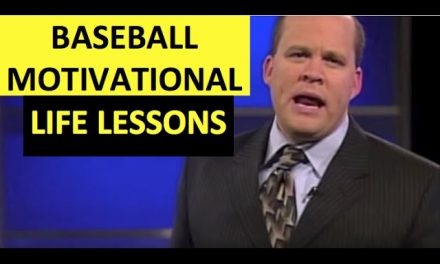 Baseball Motivational Video | Baseball Life Lessons