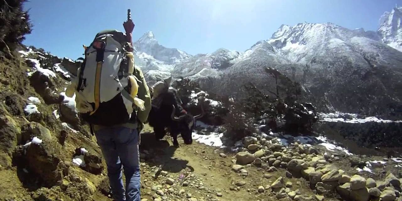 Everest 2011 Part I – Kathmandu to Base Camp