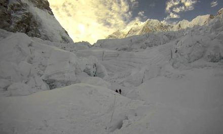 Everest 2011 Part III – Khumbu Ice Fall