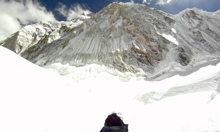 Everest 2011 Part IV – Camp 1 to Camp 2