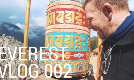 EVEREST 2016 // VLOG 002 (Khumbu Valley I)