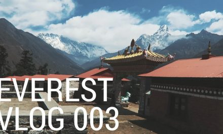 EVEREST 2016 // VLOG 003 (Khumbu Valley II)