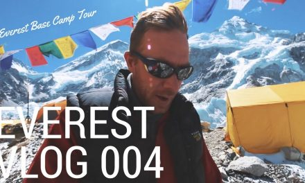 EVEREST 2016 // VLOG 004 (Everest Base Camp Tour)
