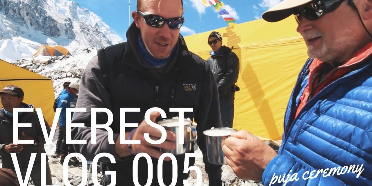 EVEREST 2016 // VLOG 005 (Puja Ceremony)