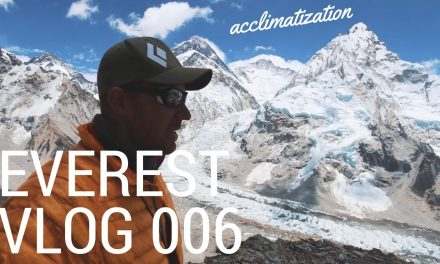 EVEREST 2016 // VLOG 006 (Ice Fall / Acclimatization)