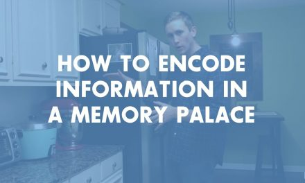 Getting Started with Memory Techniques #3: Encoding Information