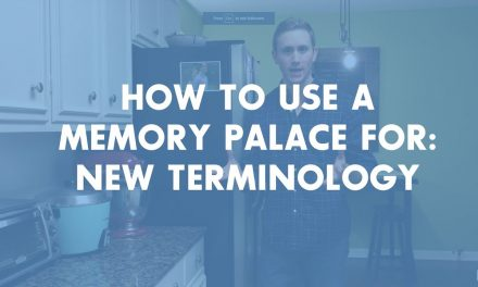 Getting Started with Memory Techniques #5: Learning Terminology