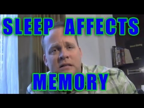 How Sleep Affects Memory – Memory Guy From Stan Lee Superhumans