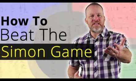 How To Beat The Simon Memory Game