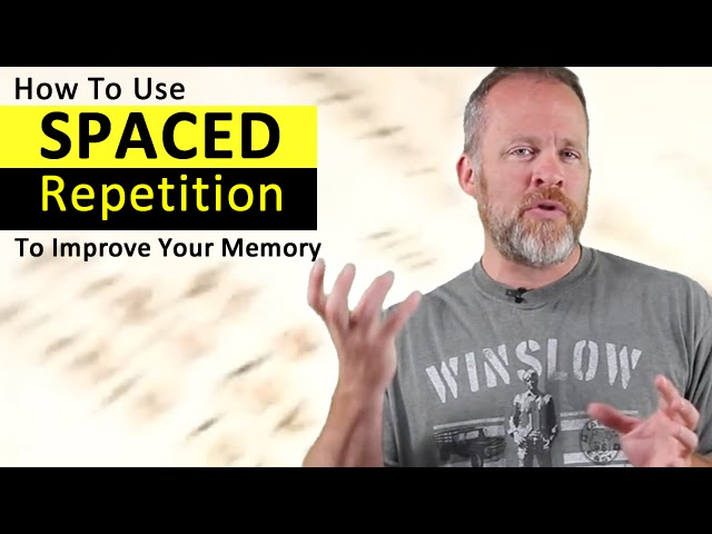 How To Master Spaced Repetition and Improve Your Memory