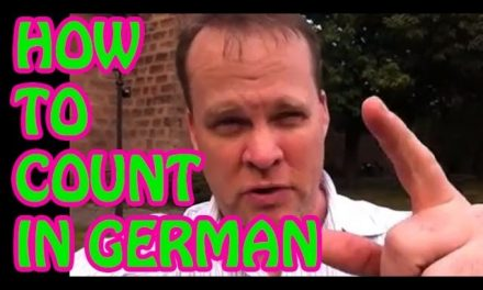 How to Memorize German | Count in German