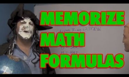 How to Memorize Math Formulas | Math Formula Memorization
