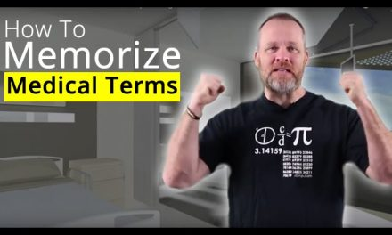 How to Memorize Medical Terms – Memory Training