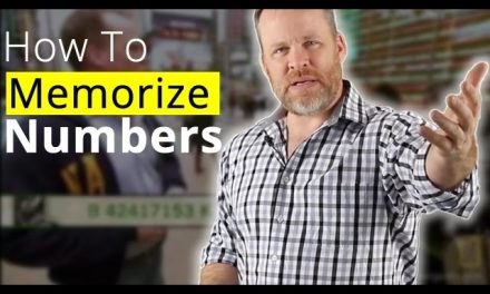 How to Memorize Numbers – Nat Geo Brain Games Memory
