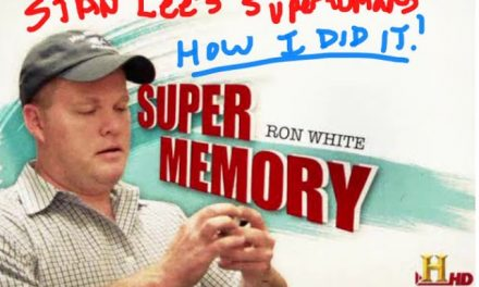 How to Memorize Numbers | Stan Lee Superhumans Supermemory