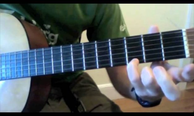 """Learn to play """"Hallelujah, I Love Her So"""" by Jerry Reed (Part 1) REDO"""