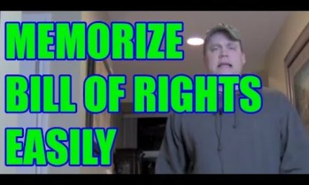 Memorize the Bill of Rights