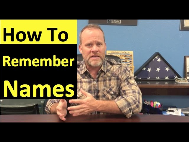 Memory Expert Reveals Amazing Memory Demo Secrets