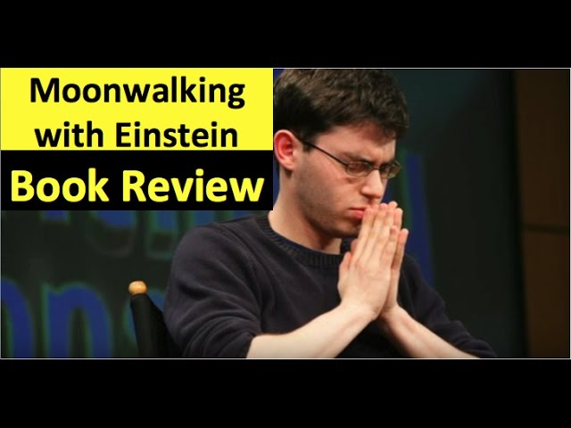 Memory Training book review | Moonwalking With Einstein Josh Foer