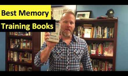 Memory Training Books | Best Memory Improvement Books
