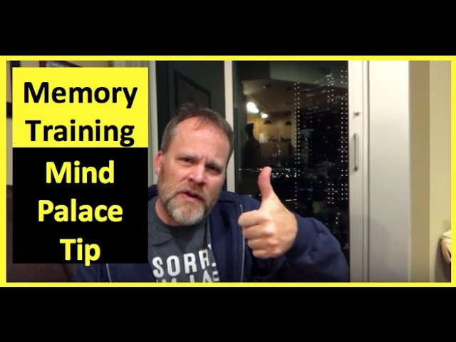 Memory Training | How to Use Mind Palace