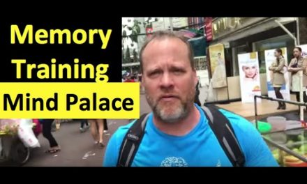 Memory training tips for a Mind Palace