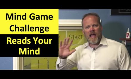 Mind Game | Brain Game Reads Your Mind