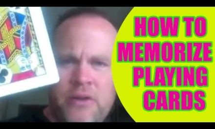 National Geographic Brain Games Memory Guy   How to Memorize Cards