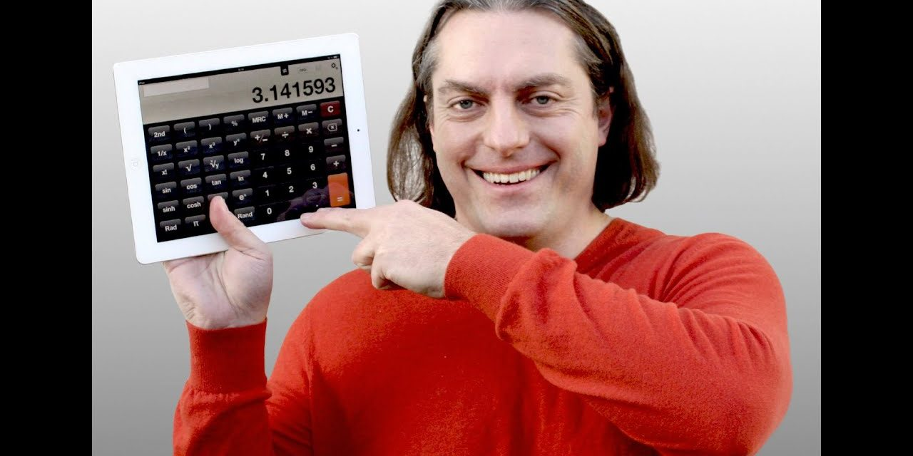 Nelson Dellis' MIND SHOW – Rüdiger Gamm // Super Calculator