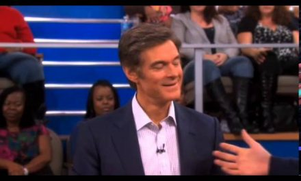 Nelson Dellis on Dr. Oz 2012