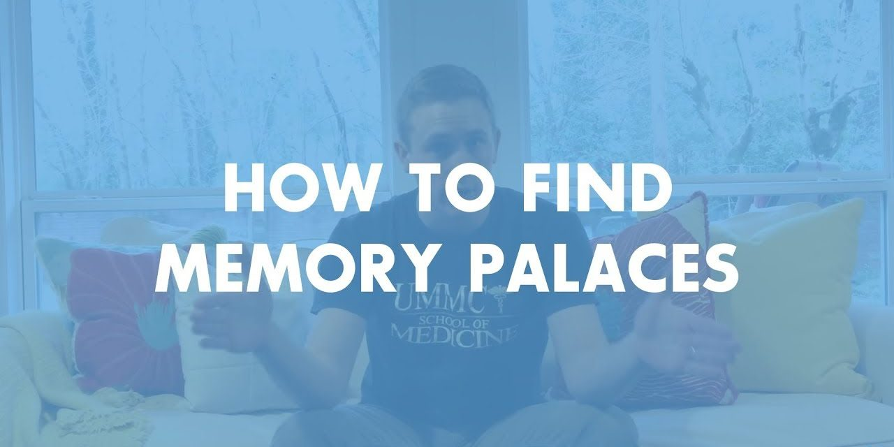 Refine Your Technique #1: Finding Memory Palaces