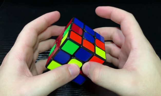 Solve Rubik's Cube Easy and Fastest Way (and memorize algorithms)