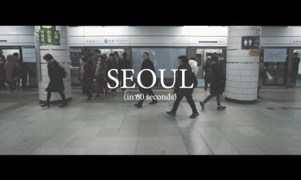 TRAVEL // SEOUL (IN 60 SECONDS)