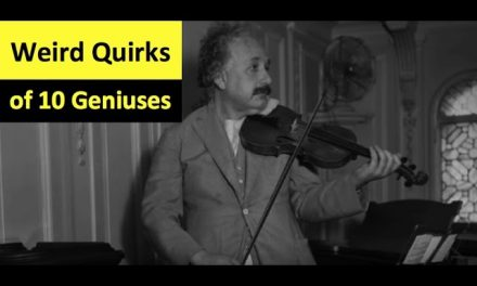 Weird Quirks of Geniuses – Tesla, Edison, Einstein | Geniuses Who Were Weird People